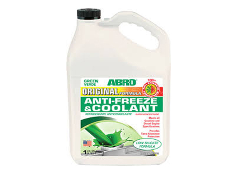 ABRO Engine Coolant With Anti-Freeze - 1 Litre in Karachi