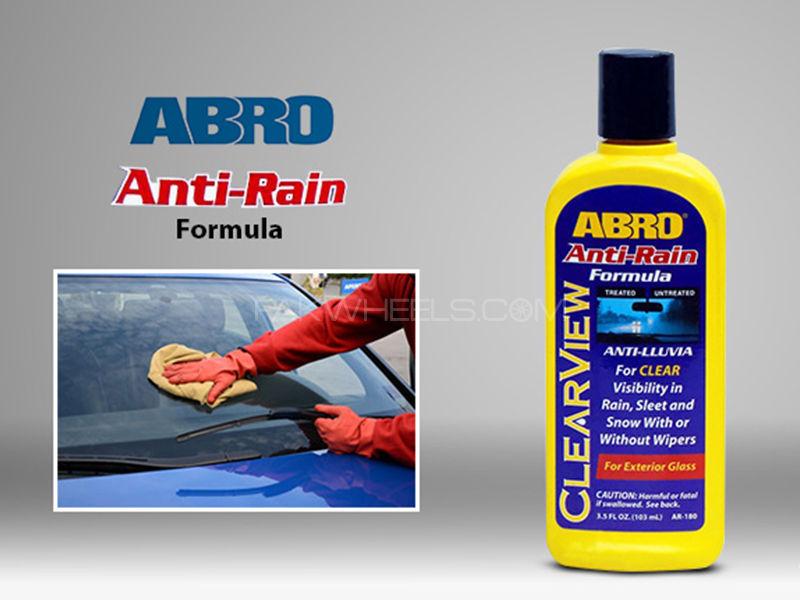 ABRO Clearview Anti-Rain - 103 ml Image-1