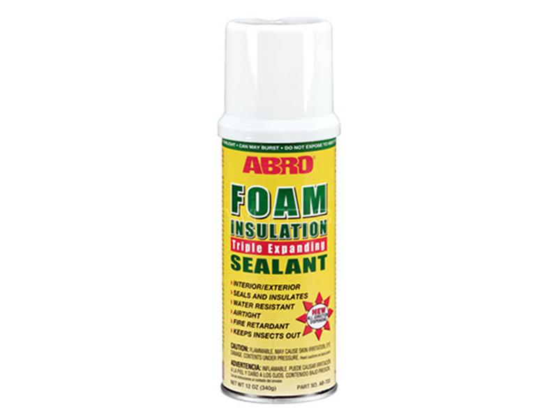 ABRO Foam Insulation in Karachi