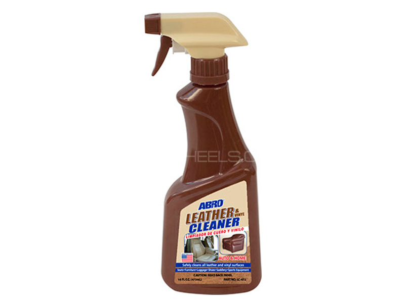ABRO Leather Cleaner - 472 ml Image-1