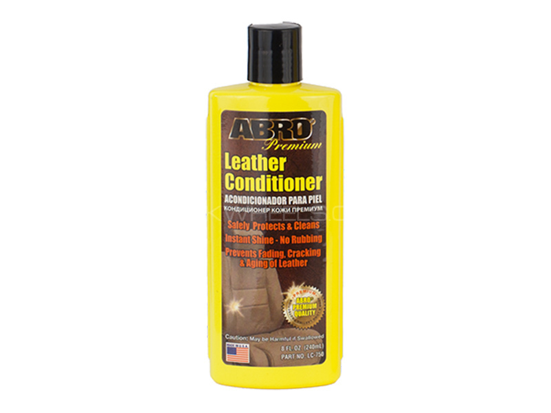 ABRO Leather Conditioner Premium in Karachi