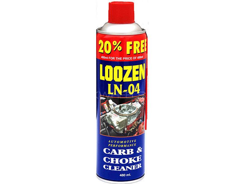 Loozen LN-04 Carb & Choke Cleaner - 400 ml Image-1