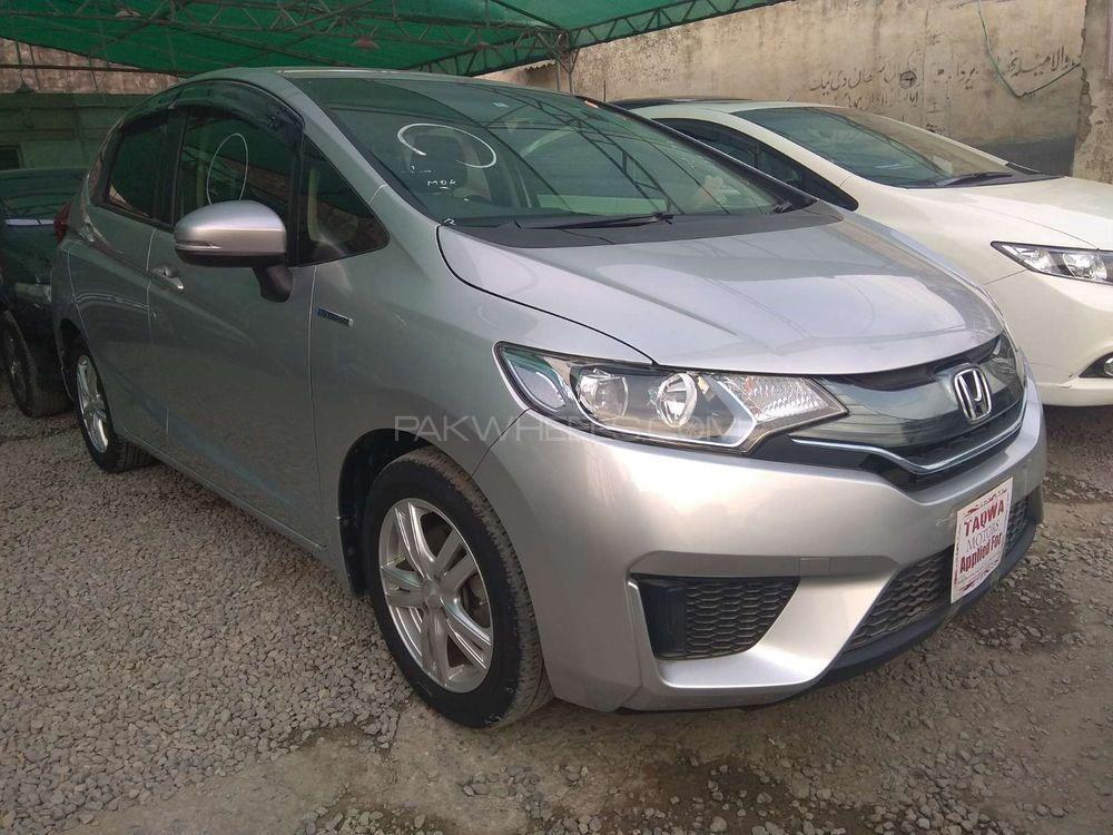 Honda Fit 13G 2014 Image-1