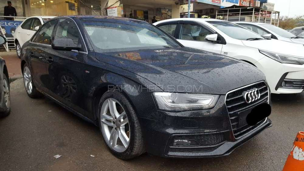 audi a4 s line competition 2014 for sale in islamabad pakwheels. Black Bedroom Furniture Sets. Home Design Ideas