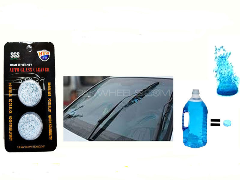 Windshield Cleaner Tablets  in Lahore