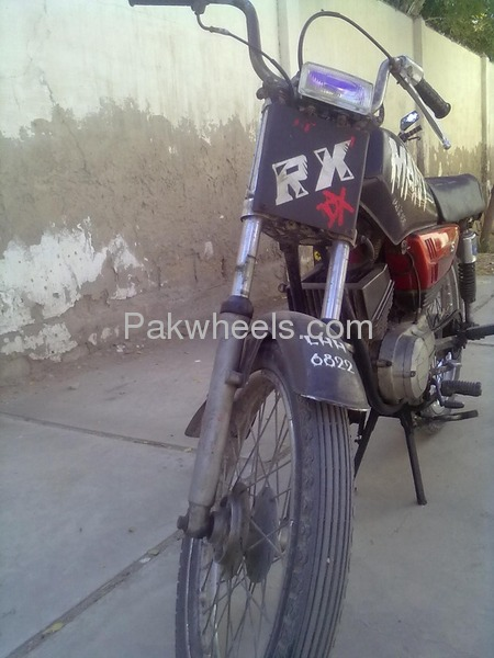 Used yamaha rx 115 1983 bike for sale in karachi 101906 for Yamaha rx115 motorcycle for sale