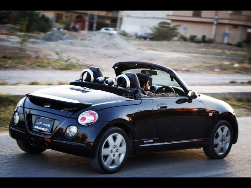 daihatsu copen ultimate leather edition 2009 for sale in peshawar pakwheels. Black Bedroom Furniture Sets. Home Design Ideas