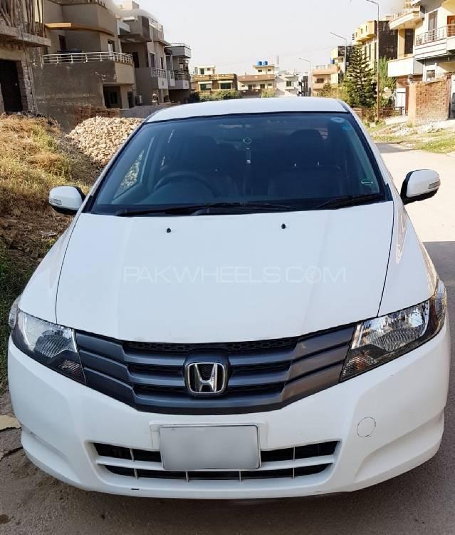 Honda City Aspire 1.3 i-VTEC 2014 Image-1