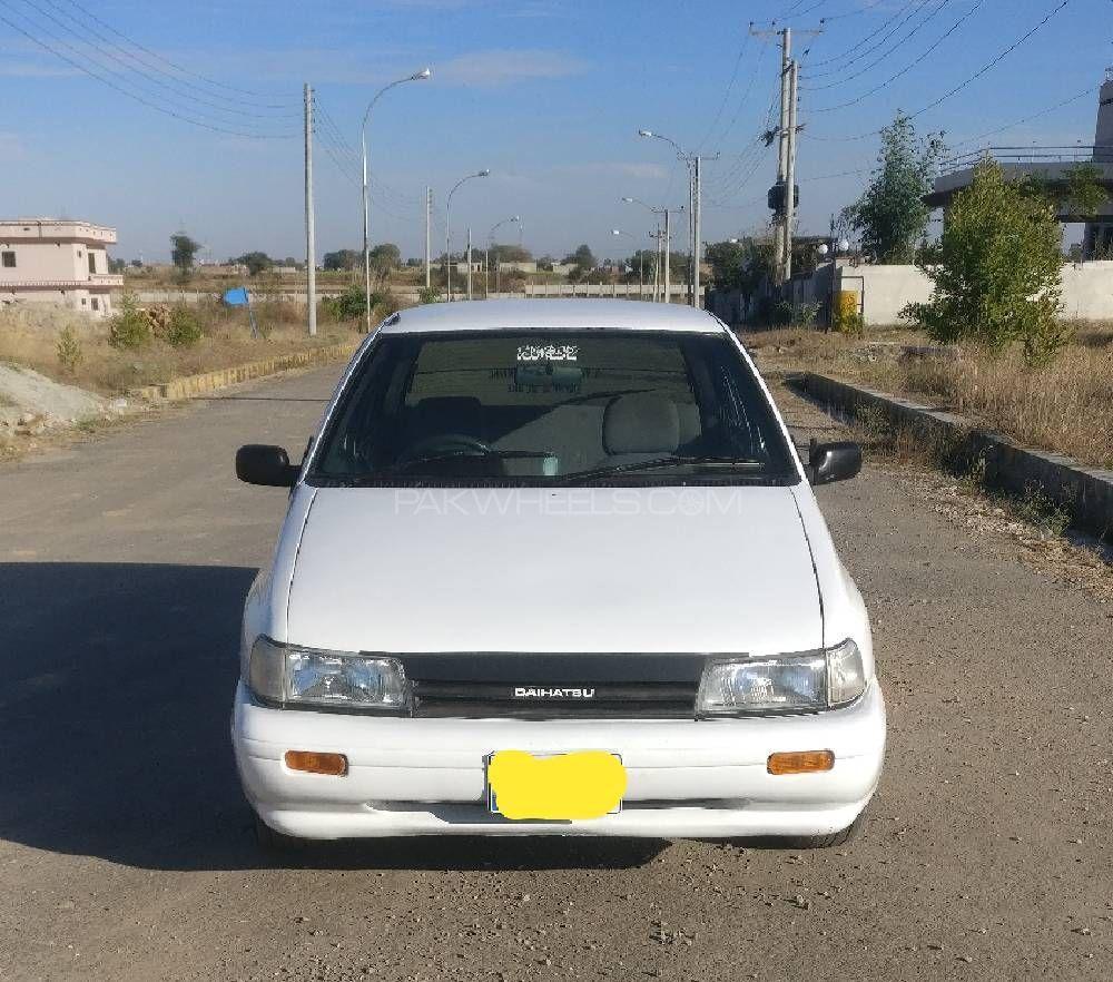 Daihatsu Charade 1988 Image-1
