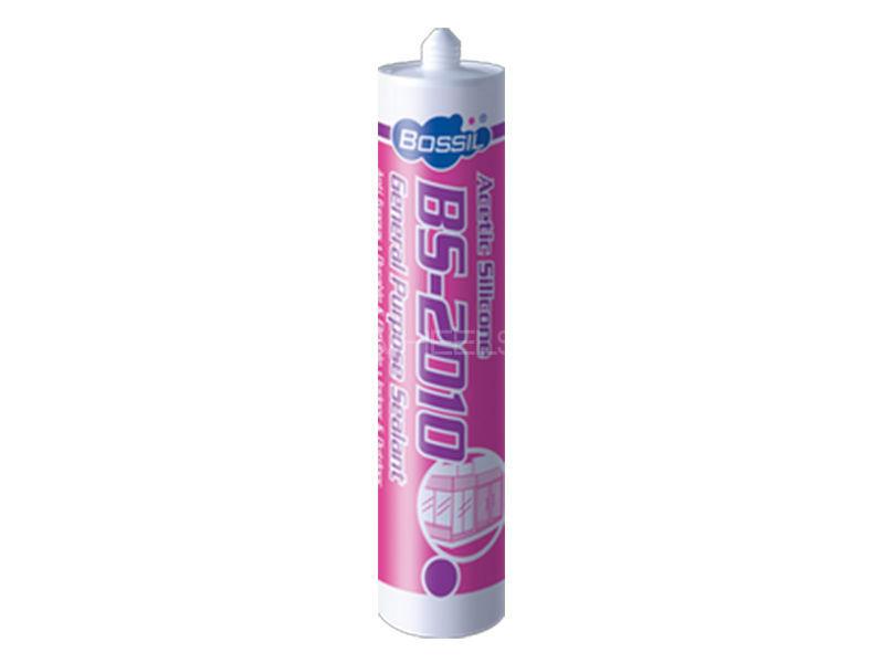 Bossil Silicon General Purpose Sealant -  Cartridge - 240 ml in Karachi