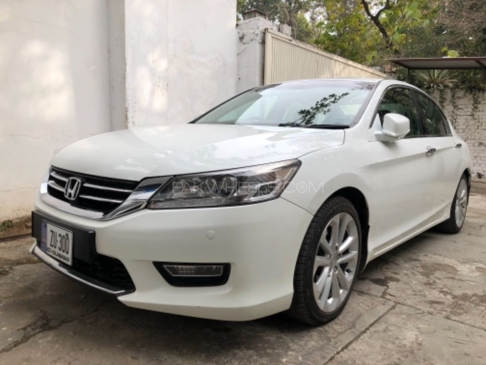 Honda accord 2013 for sale in islamabad pakwheels for Honda accord used 2013