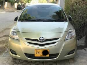 Toyota Belta Cars For Sale In Karachi Verified Car Ads Pakwheels