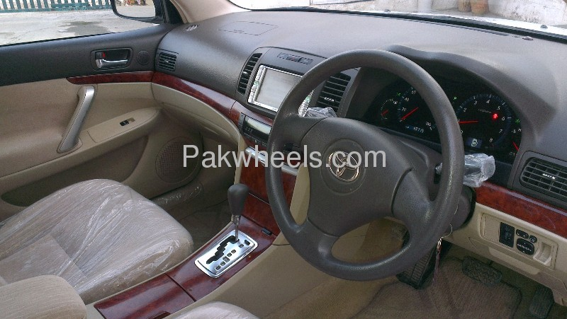 Toyota Allion A18 G PACKAGE LUXURY EDITION 2007 Image-3