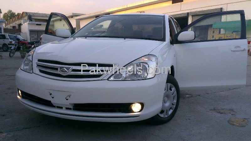 Toyota Allion A18 G PACKAGE LUXURY EDITION 2007 Image-5