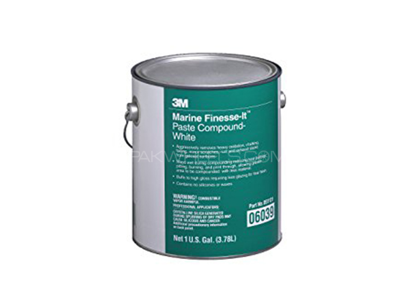 3M Marine Paste Compound - 1 Gallon  - 6039 in Lahore