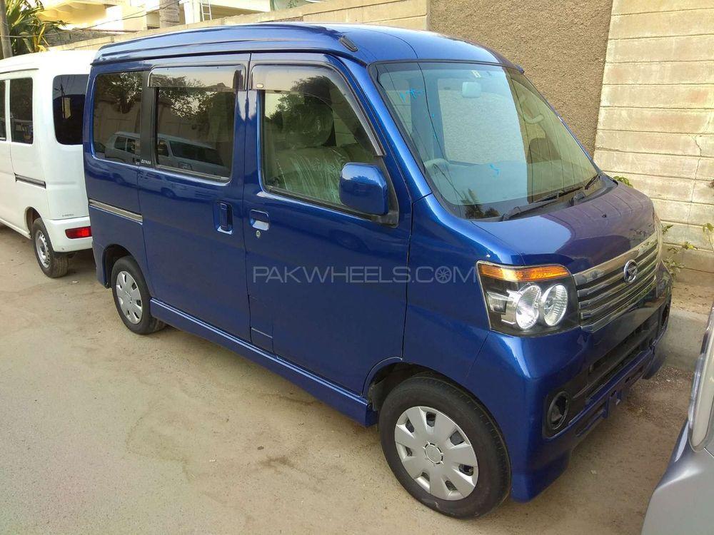 Daihatsu Atrai Wagon 2013 Image-1