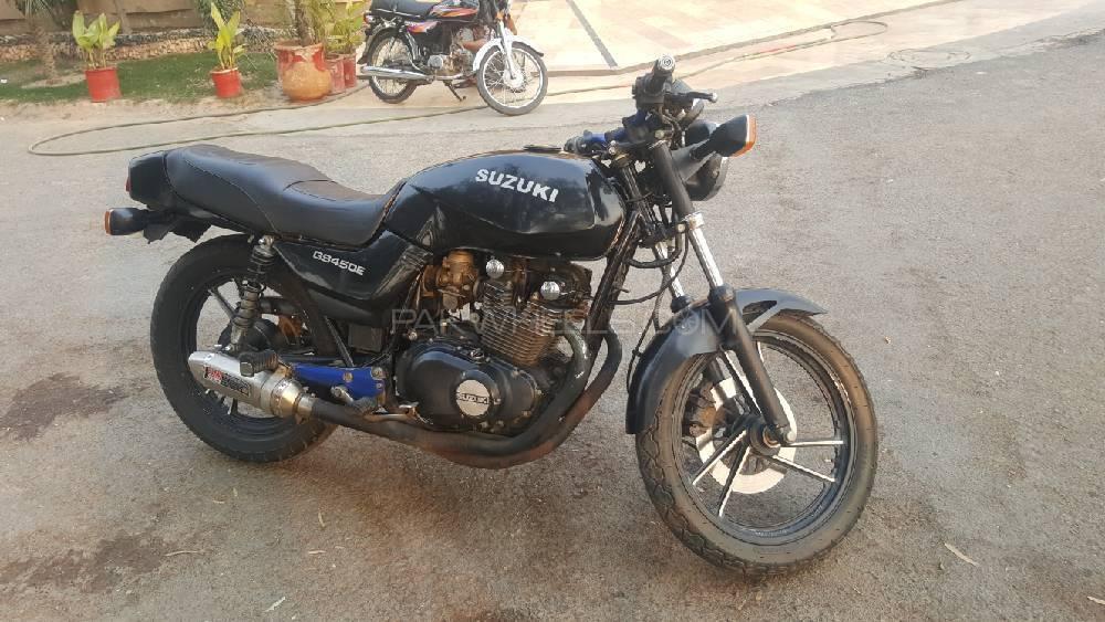 Suzuki GSF 400 1990 Image-1