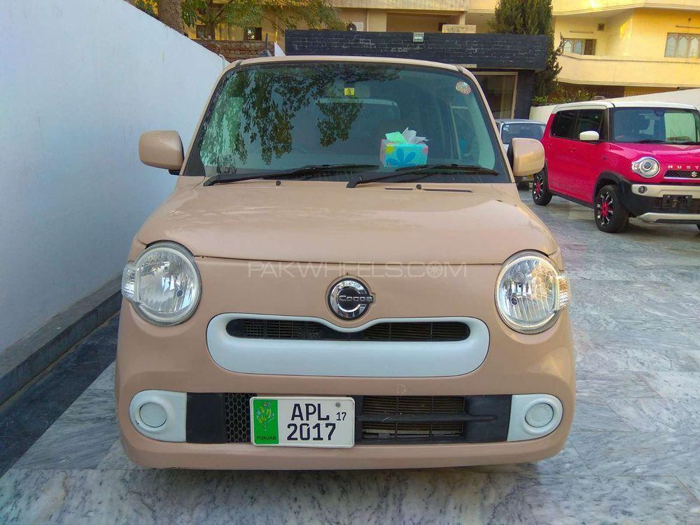 Daihatsu Mira Cocoa 2015 Image-1