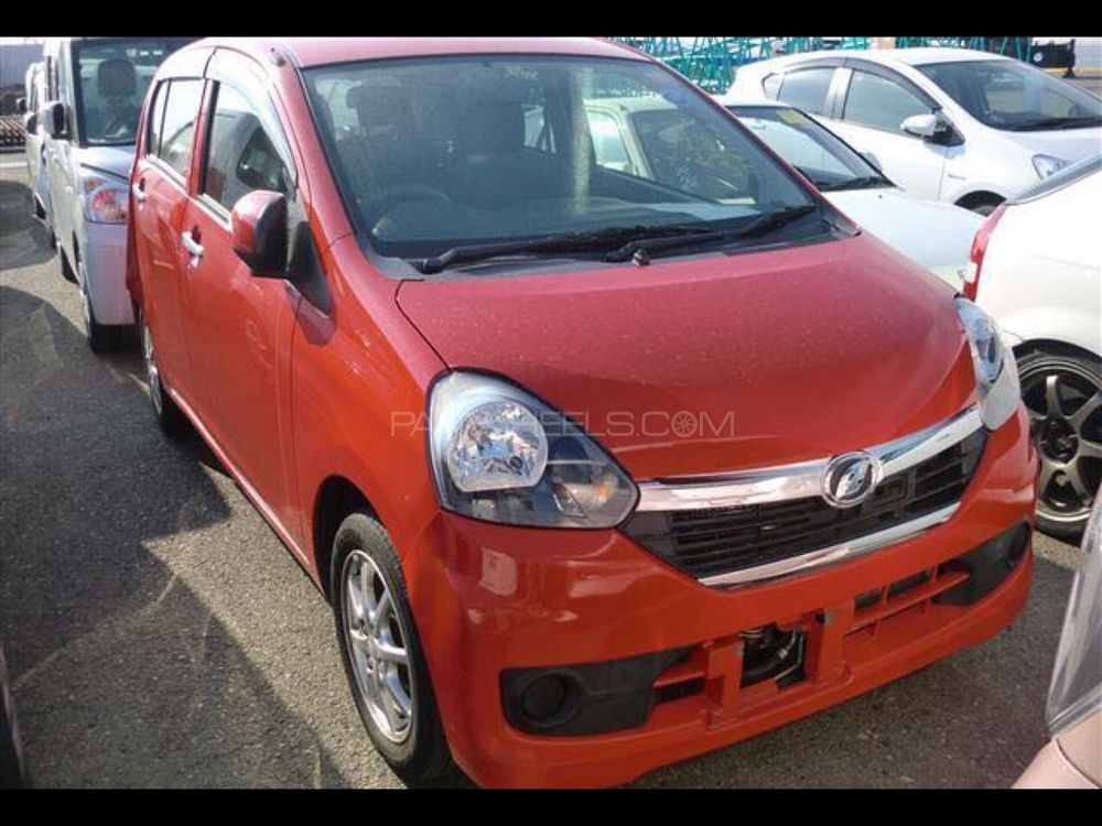 Daihatsu Mira G Smart Drive Package 2014 Image-1