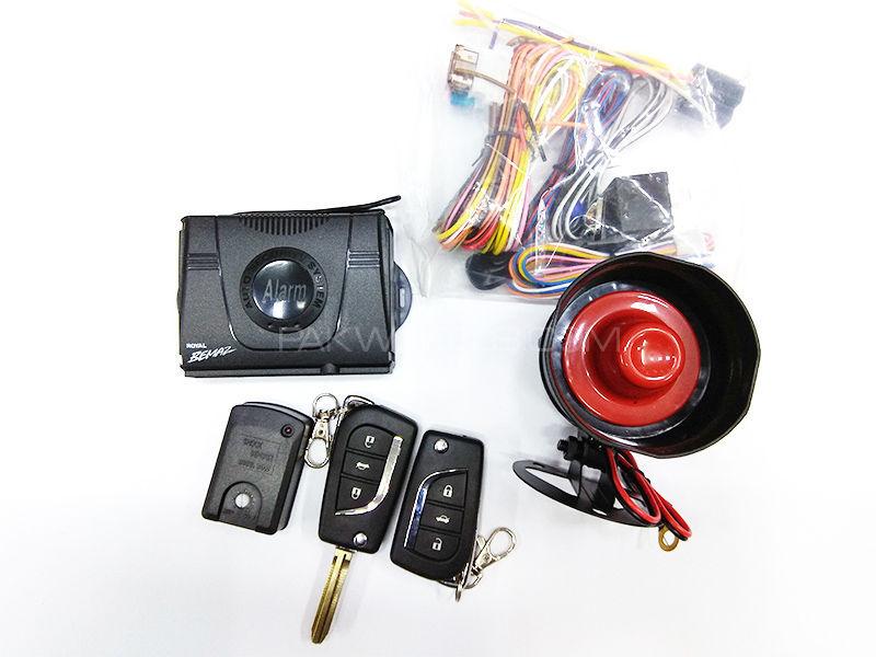 Bemaz Car Alarm System - 515 Image-1