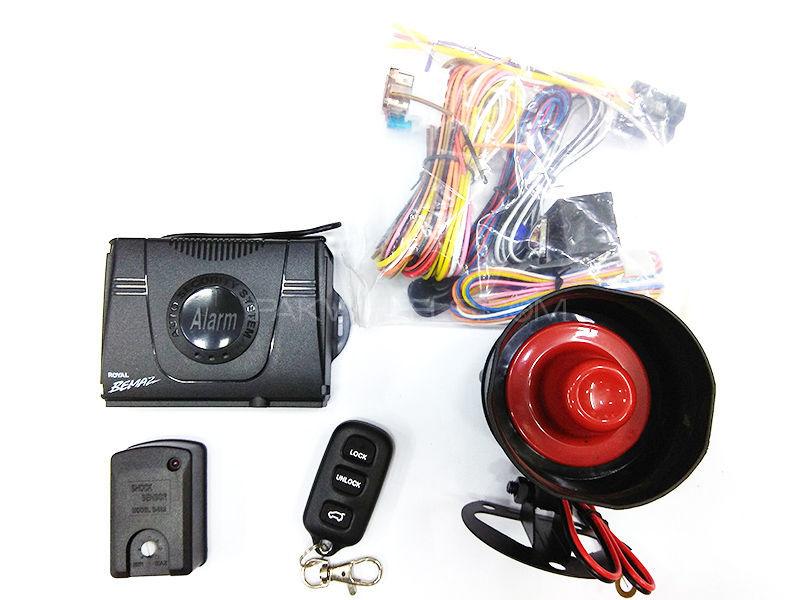 Bemaz Car Alarm System - CF-187-3 Image-1