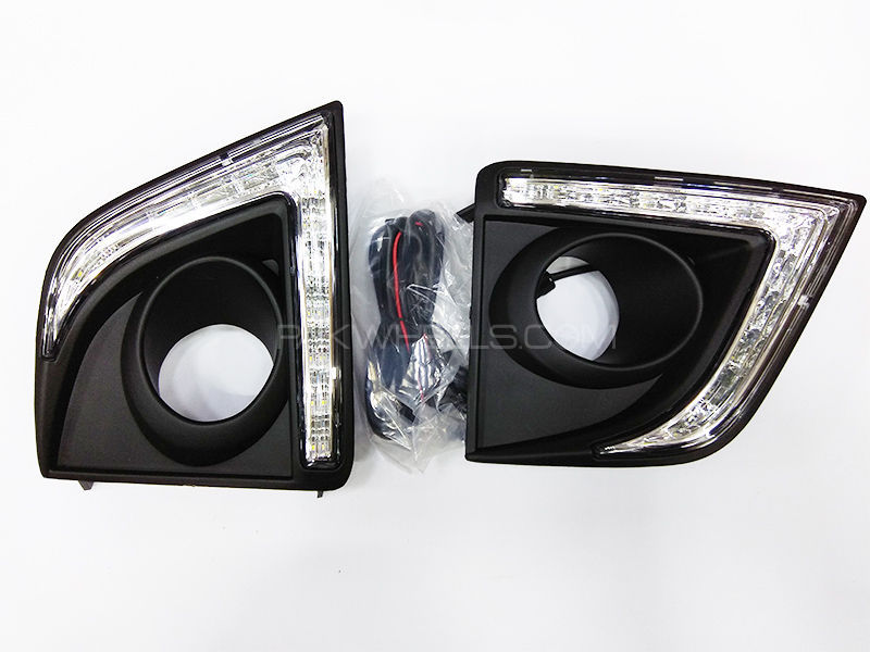 Pentair Fog Light Cover DRL SMD - Corolla 2014-2018 in Lahore