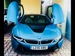 Bmw I8 Cars For Sale In Pakistan Pakwheels