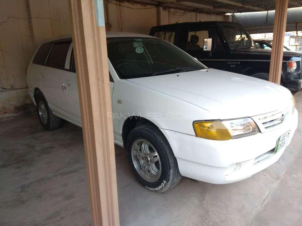 Nissan AD Van 1.5 DX 2006 Image-1