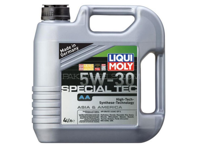 LIQUI MOLY Leichtlauf Special AA 5w-30 API-SN - 4 Litre Image-1