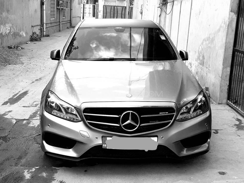 Mercedes Benz E Class 2015 Image-1