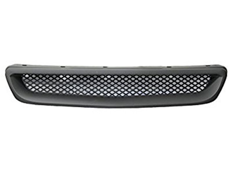 Honda Civic Front Grill Matte Black - 1999-2001 in Karachi