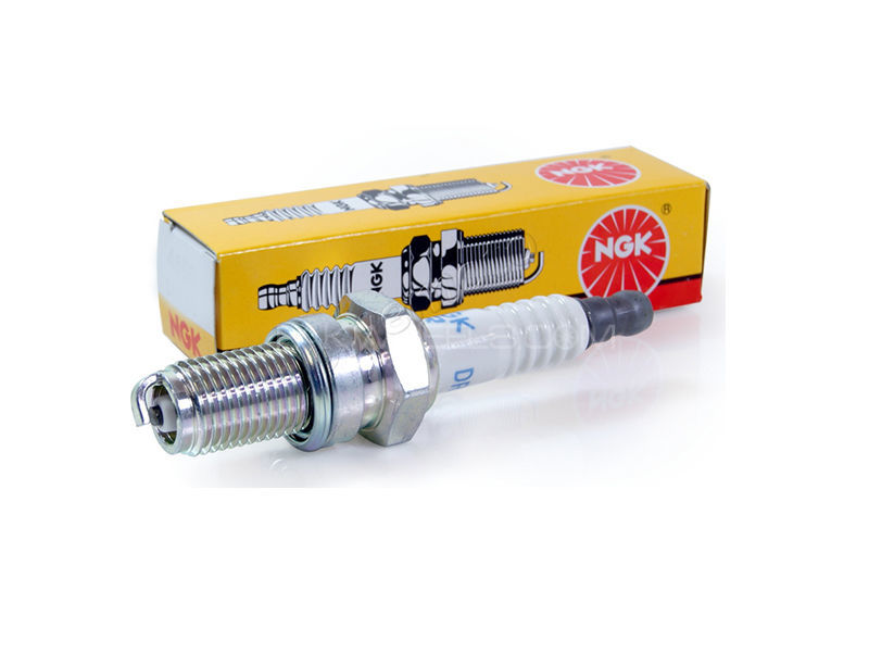 NGK CR7HGP G-Power Spark Plugs 1pc For Bike 70cc Image-1