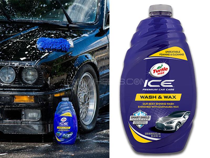 Turtle Ice Premium Care Wash & Wax 48oz - T472 Image-1