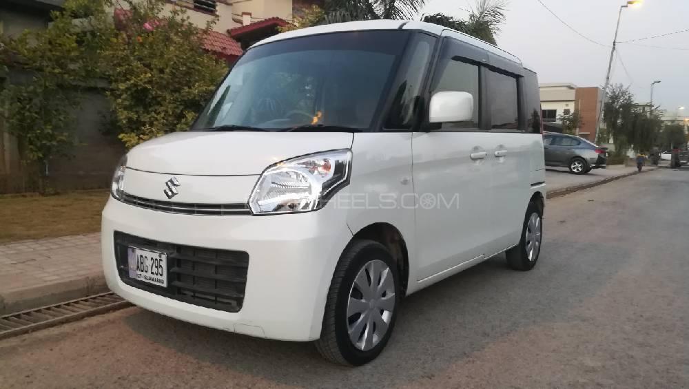 Suzuki Spacia 2014 Image-1