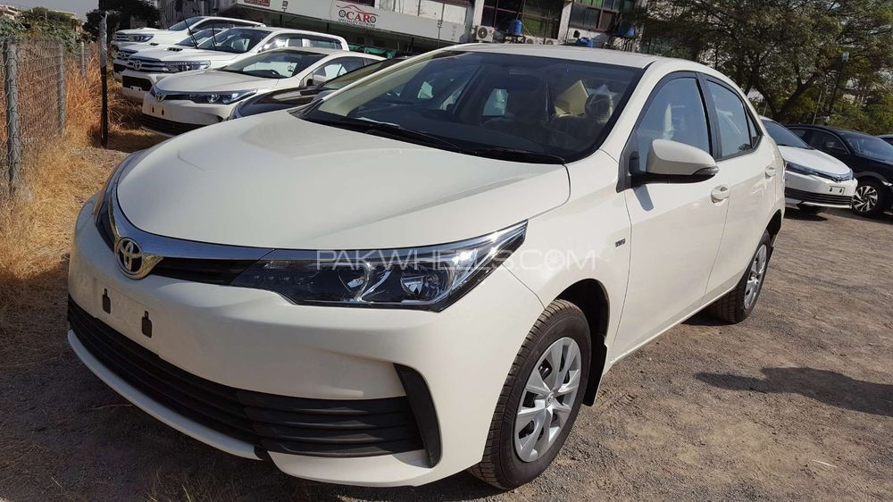 Used Toyota Cars For Sale In Pakistan