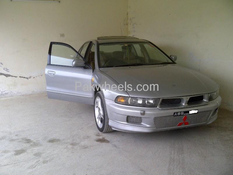 Mitsubishi Galant 1998 Image-8