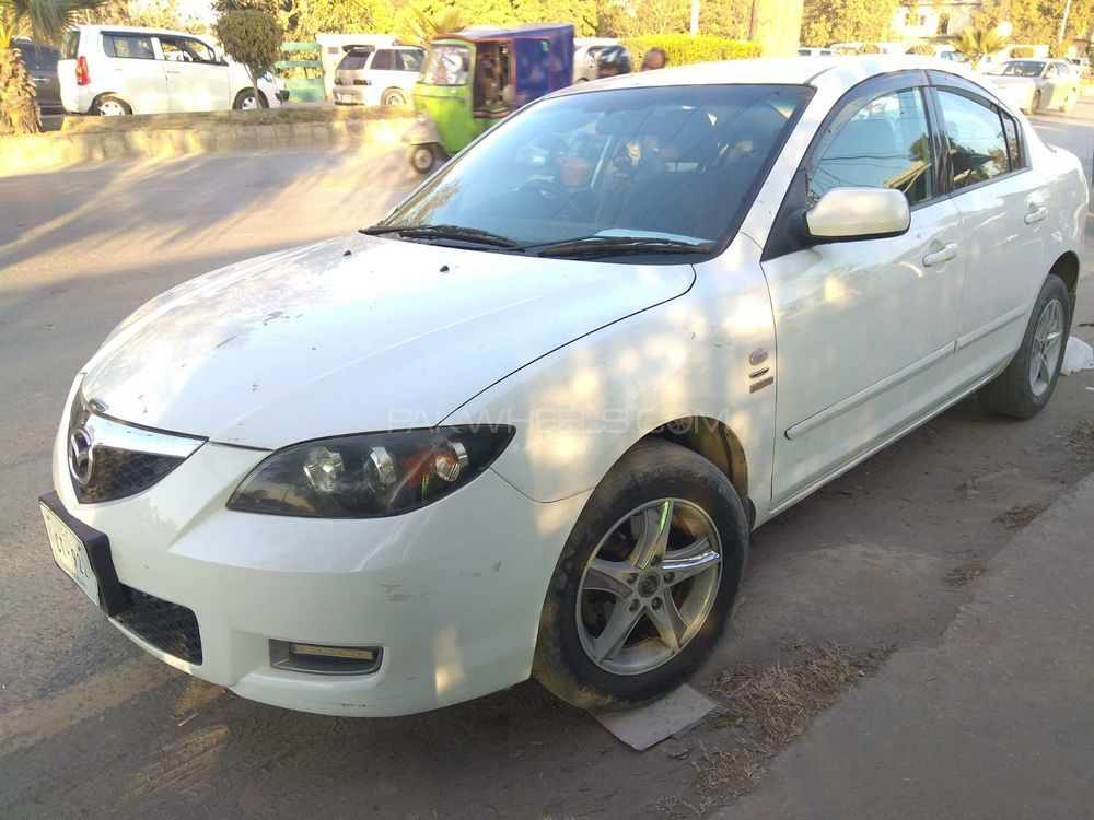 Used Mazda Cars For Sale In Pakistan