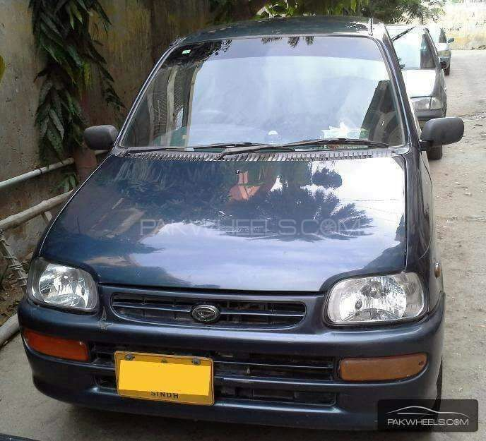 Olx Cars Rawalpindi Islamabad: Daihatsu Cuore 2006 For Sale In Karachi