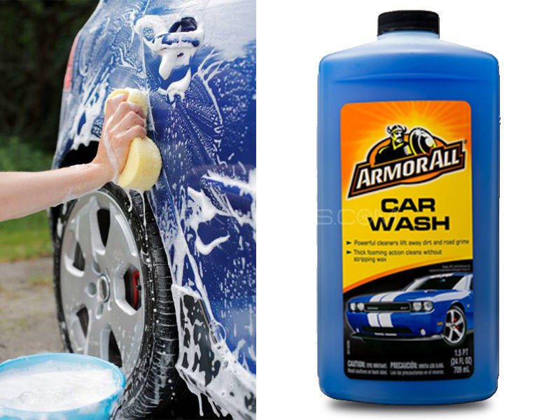 ARMORALL Car Wash 24oz/709ml in Lahore