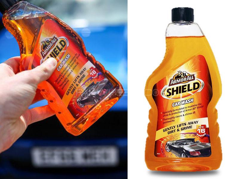 ArmorAll Shield Car Wash Shampoo - 520ml Image-1