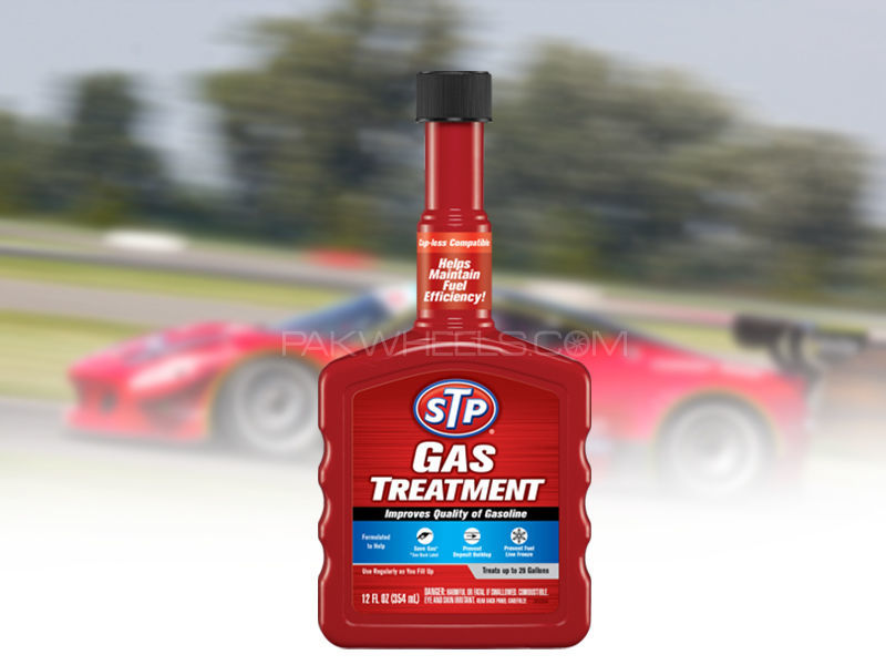 STP Gas Treatment - 12oz in Lahore