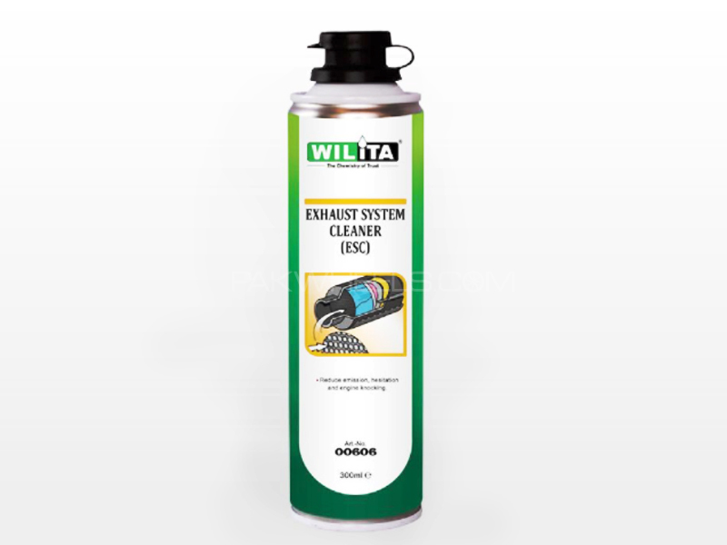Wilita Exhaust System Cleaner - 300 ml Image-1