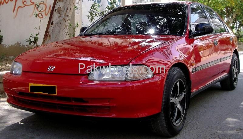 Honda Civic EX 1996 Image-2