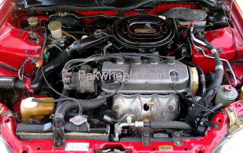 Honda Civic EX 1996 Image-6