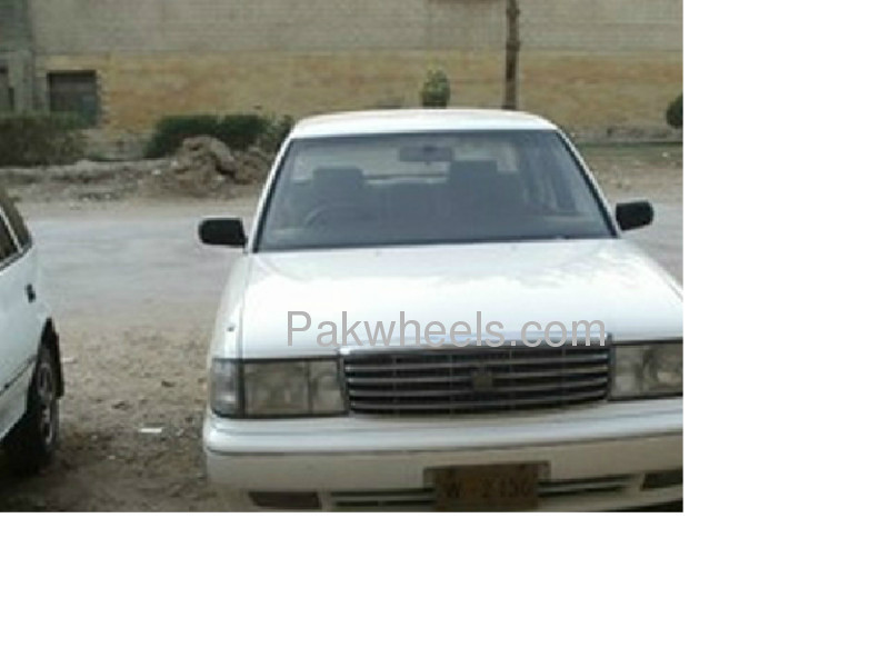 Toyota Crown Royal Saloon Premium 1993 Image-3
