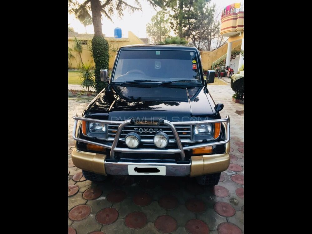 Toyota Prado 1994 Image-1