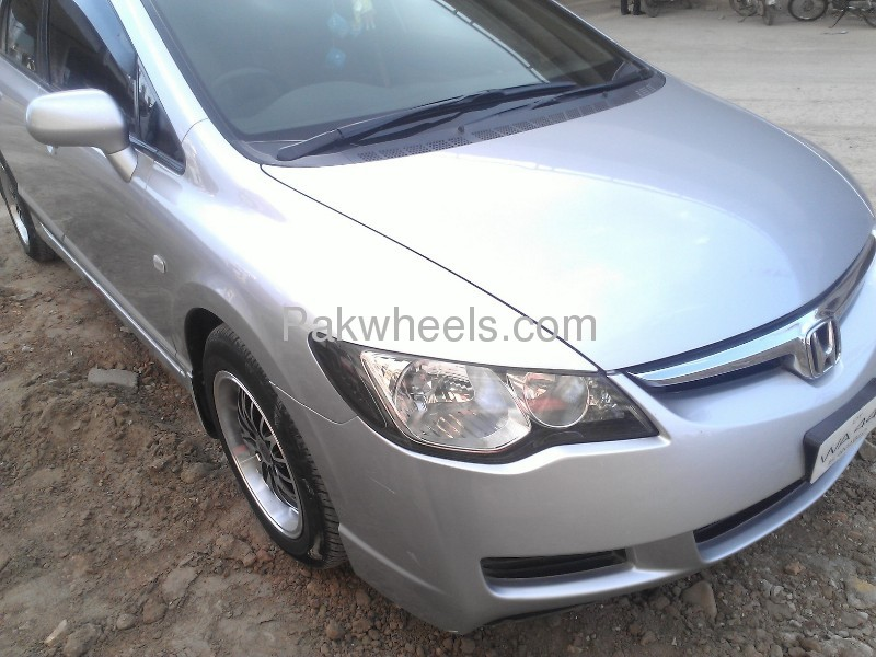 used honda civic hybrid 2006 car for sale in islamabad 434573 pakwheels. Black Bedroom Furniture Sets. Home Design Ideas