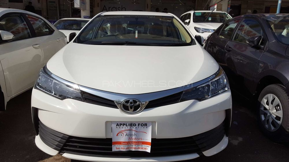 Used Car For Sale  Toyota Corolla