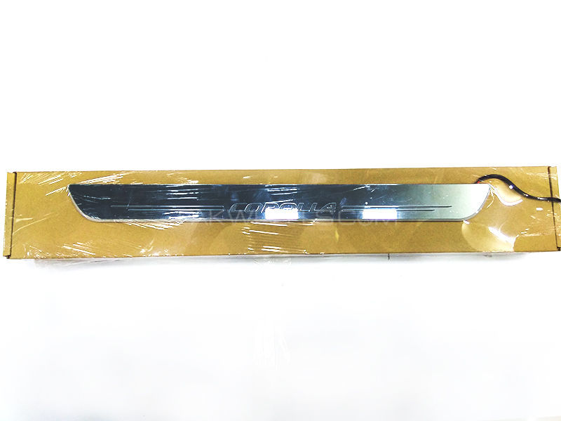Corolla Stable Door Sill Light - 2014-2018 in Lahore