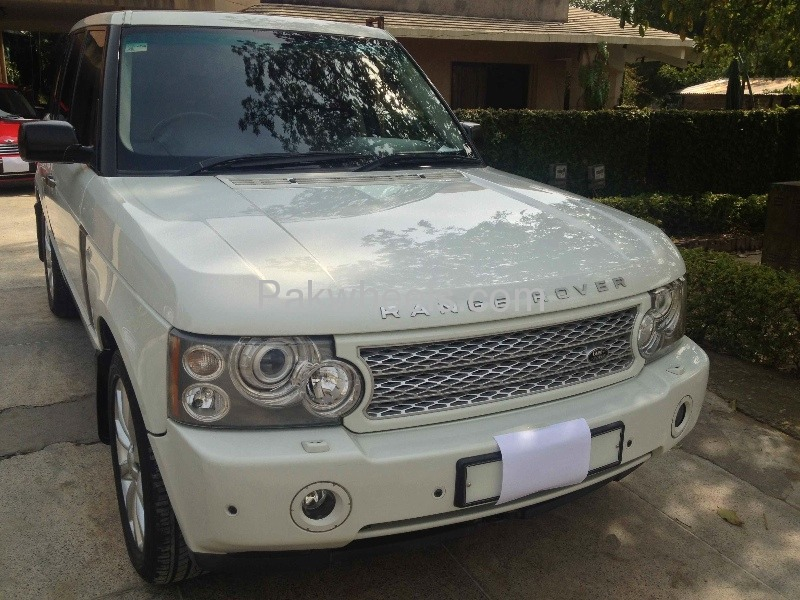 Used Range Rover Vogue 2004 Car for sale in Islamabad - 461685 - 2117173